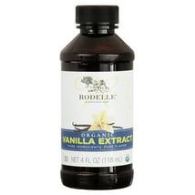 Rodelle Organic Pure Vanilla Extract
