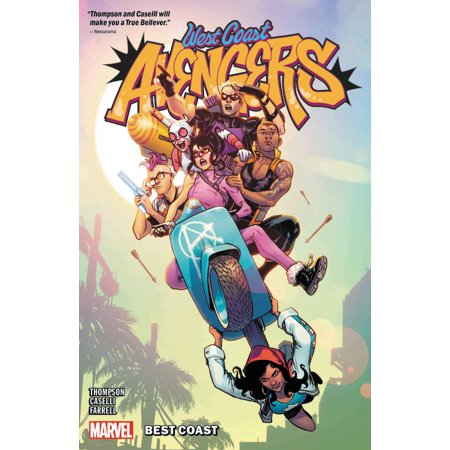 West Coast Avengers Vol. 1 : Best Coast