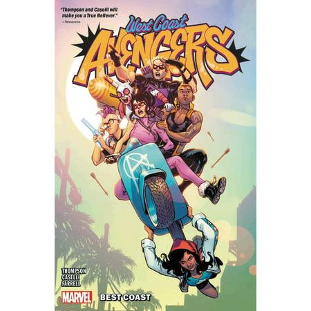 West Coast Avengers Vol. 1 : Best Coast (Best Comic Trade Paperbacks)
