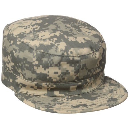 Style Fatigue (Army Style Fatigue Cap in ACU Digital Camo)