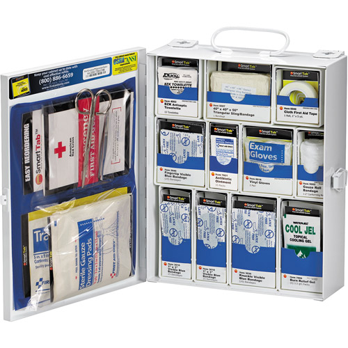 First Aid Only SmartCompliance EZ Refill System First Aid Cabinet Refill, 136 pc