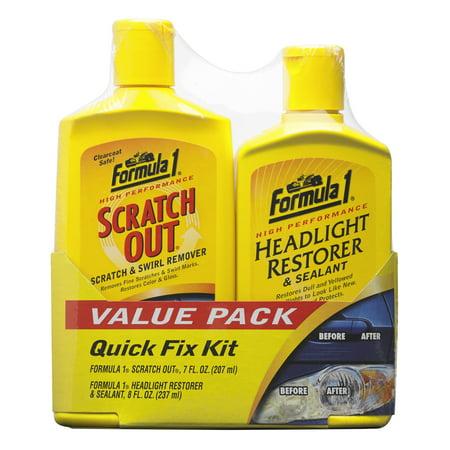 Formula 1 Formula 1 Quick Fix Kit