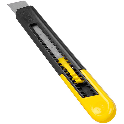 Stanley Hand Tools 10-151 18mm Quick Point Utility Knife Breakaway Blade