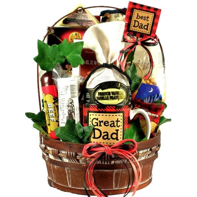 Gift Basket Drop Shipping BeDaEv A Great Dad, Gift Basket for Dad