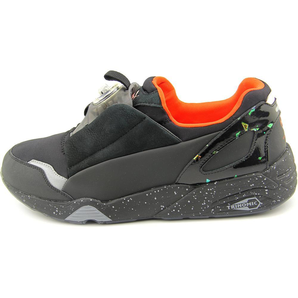 d0abfa78ba4 Alexander McQueen By Puma - Alexander McQueen By Puma MCQ Disc Black Men  Round Toe Synthetic Black Sneakers - Walmart.com