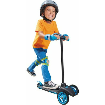 Little Tikes Lean To Turn Scooter, Blue (Best Brand Of Trick Scooters)