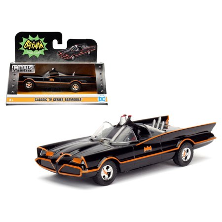 1966 TV Series Classic Batman Batmobile 1/32 Diecast Model Car by Jada