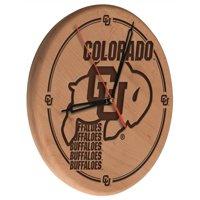 Colorado Laser Engraved Wood Clock