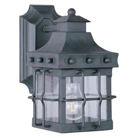 Maxim Nantucket Outdoor Wall Lantern   10H In  Country Forge