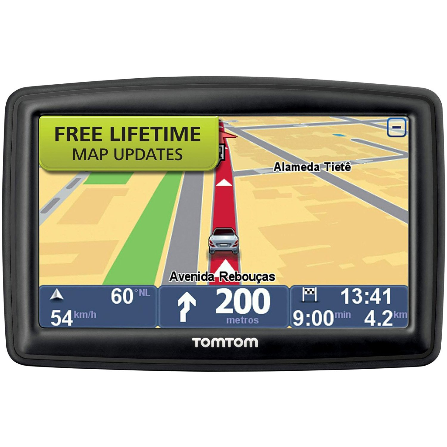 Amazoncouk: tomtom map update