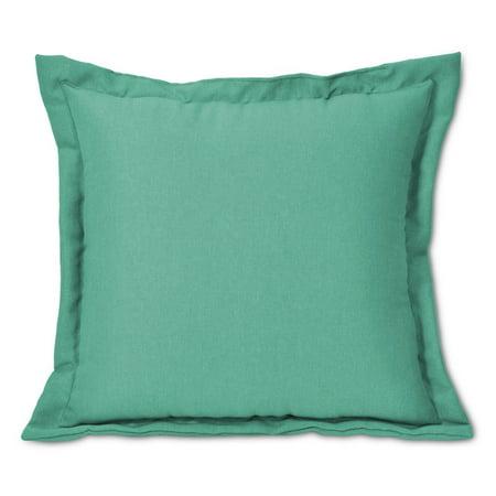 Plantation Patterns Deep Seat Outdoor Pillow (Blue Contemporary Pillow)