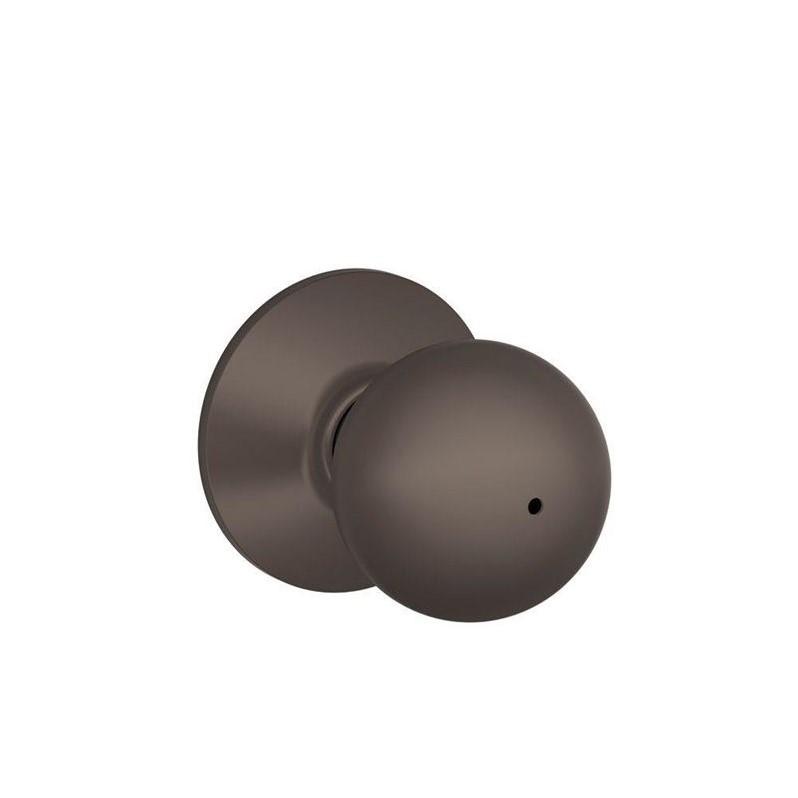 Orbit Oil-Rubbed Bronze Commercial Privacy Knob