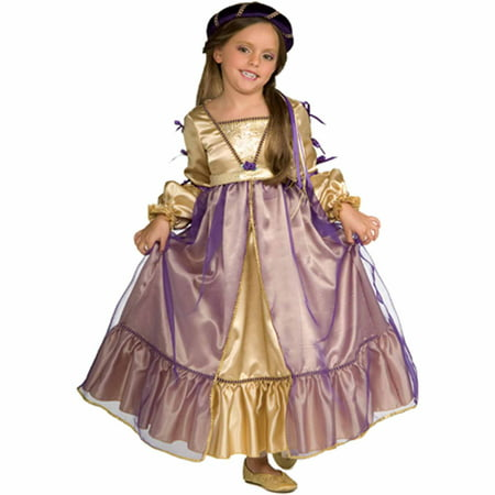 Princess Juliet Child Halloween Costume