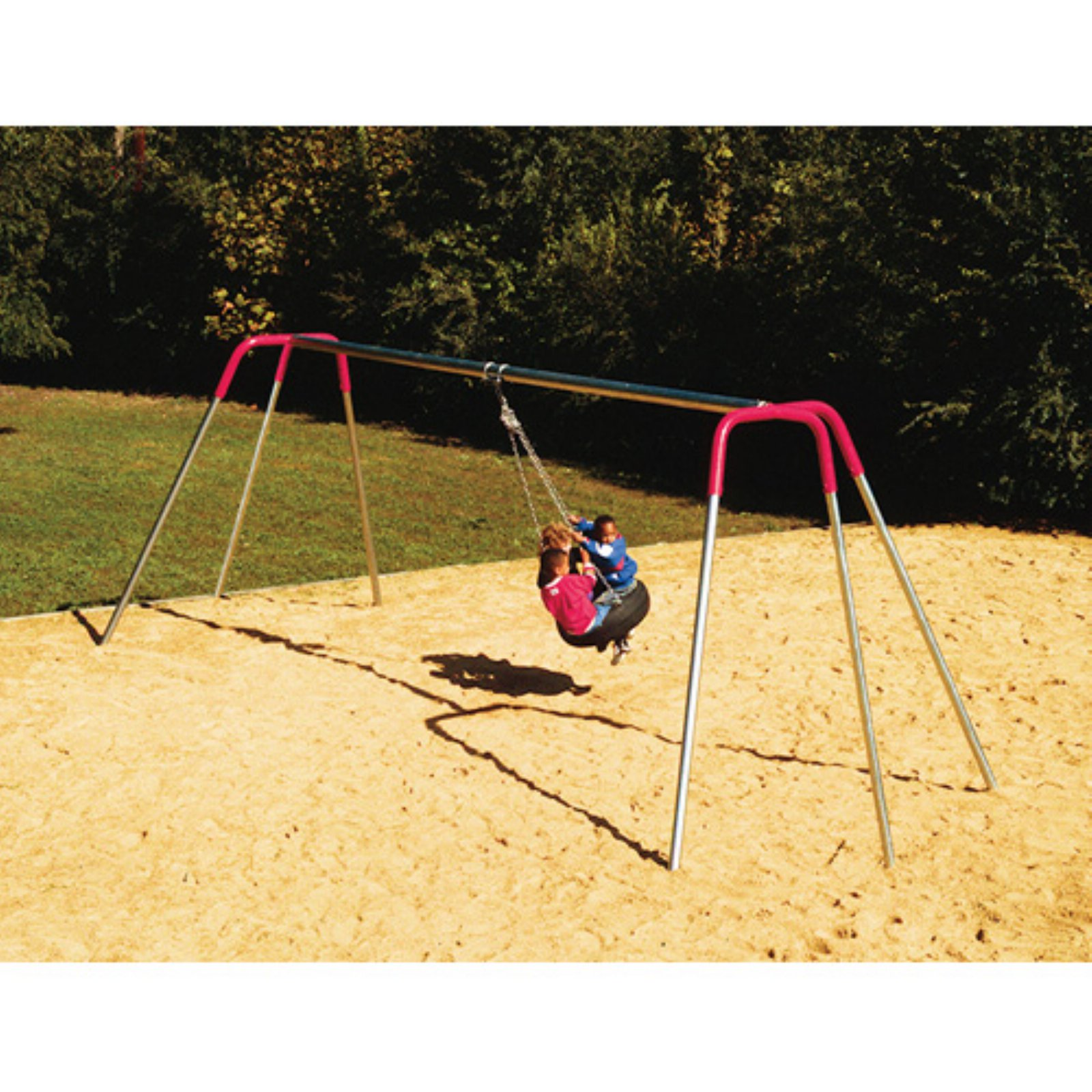 Sportsplay Heavy Duty Tripod Tire Swing
