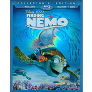 Finding Nemo (2-Disc Blu-ray + DVD) (Widescreen)