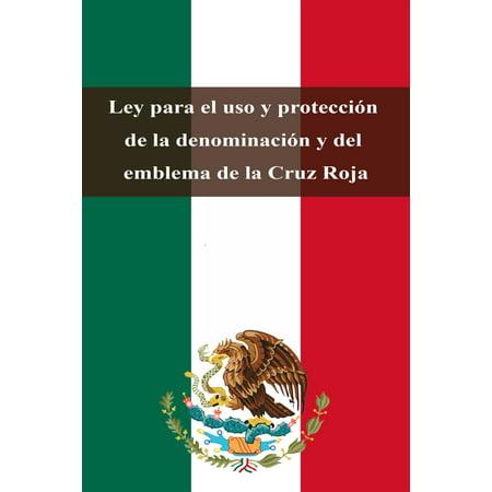 Ley para el uso y protección de la denominación y del emblema de la Cruz Roja - - Pelucas Rojas Para Halloween