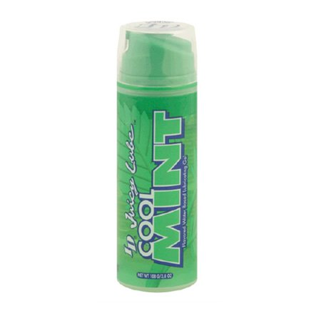 ID Juicy Lube Flavored Water Based Lubricant - Cool Mint - 3.8 -