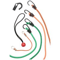 Ozark Trail Assorted Bungee Cords 24 Ct Box
