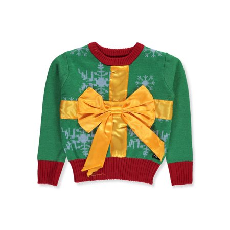 American Stitch Boys' Wrapped Gift Sweater