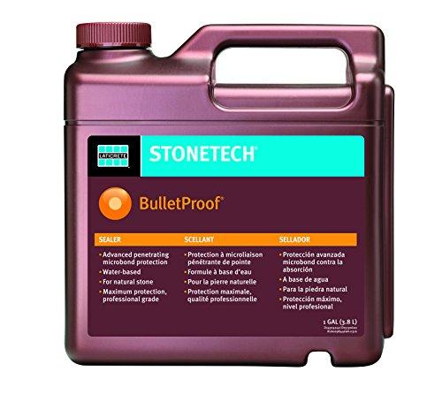 Granite City Tool Co StoneTech BulletProof Stone Sealer, ...