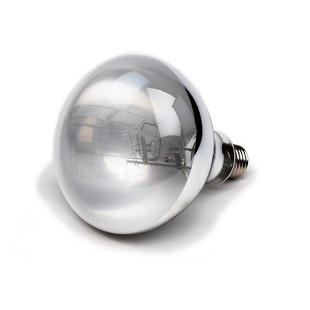 400 Watt Mercury Vapor (100 Watt UVA & UVB Mercury Vapor Bulb / Lamp / Light for Reptile and Amphibian Use (MVB))