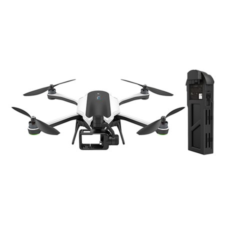 GoPro Karma Drone with Harness for Hero5 and Karma Battery Bundle