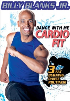 Billy Blanks Jr. Dance With Me: Cardio Fit (DVD) by Lionsgate