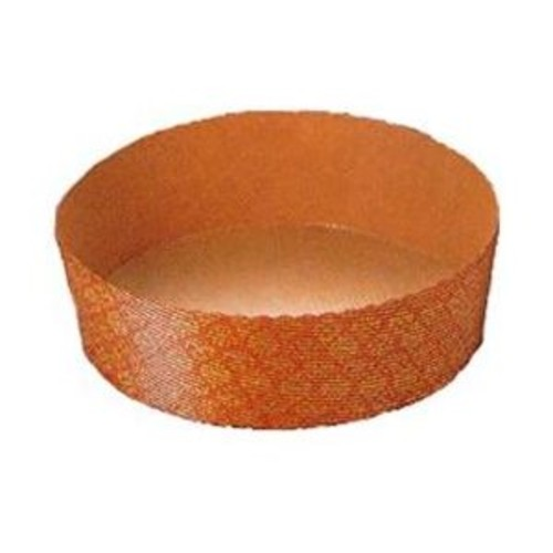 Novacart Panettone Basso Disposable Baking Mold M220, Pack Of 12