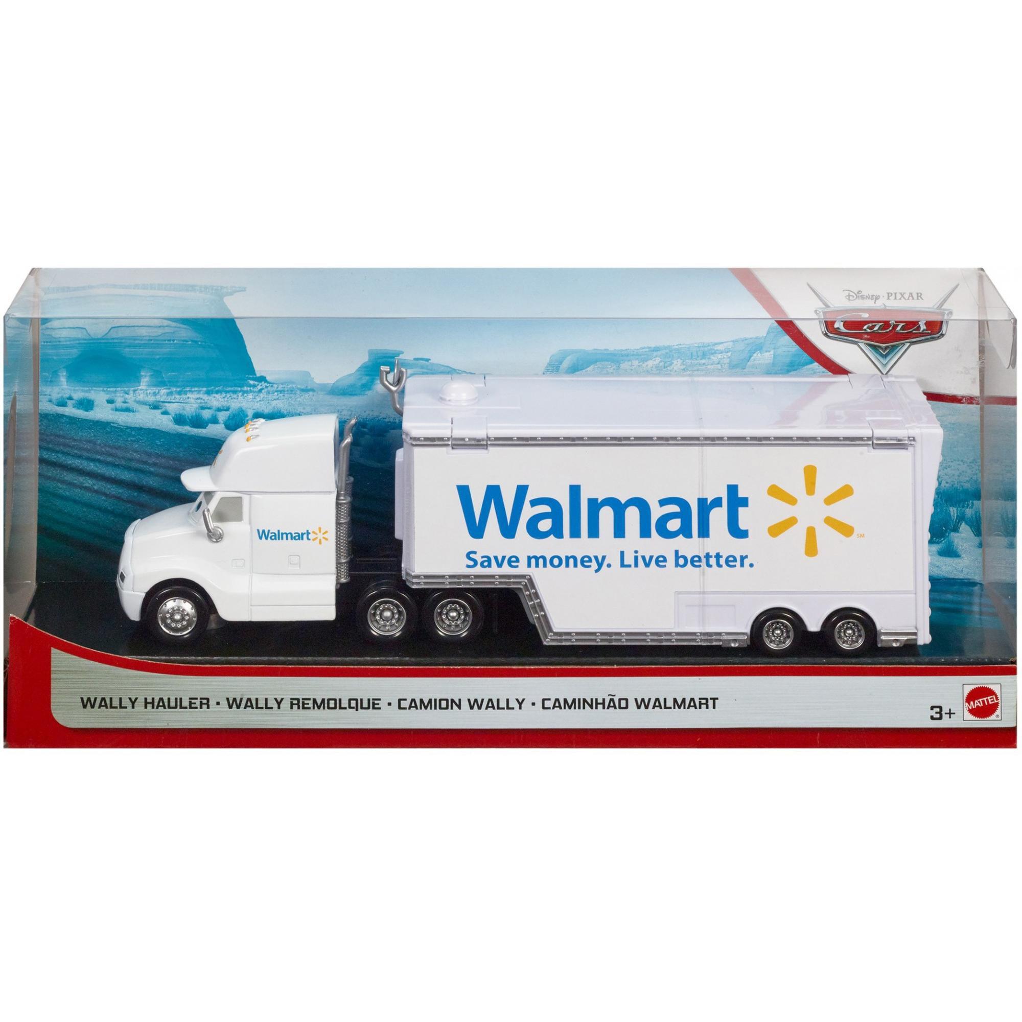 Disney Pixar Cars Wally Hauler Walmart Com Walmart Com