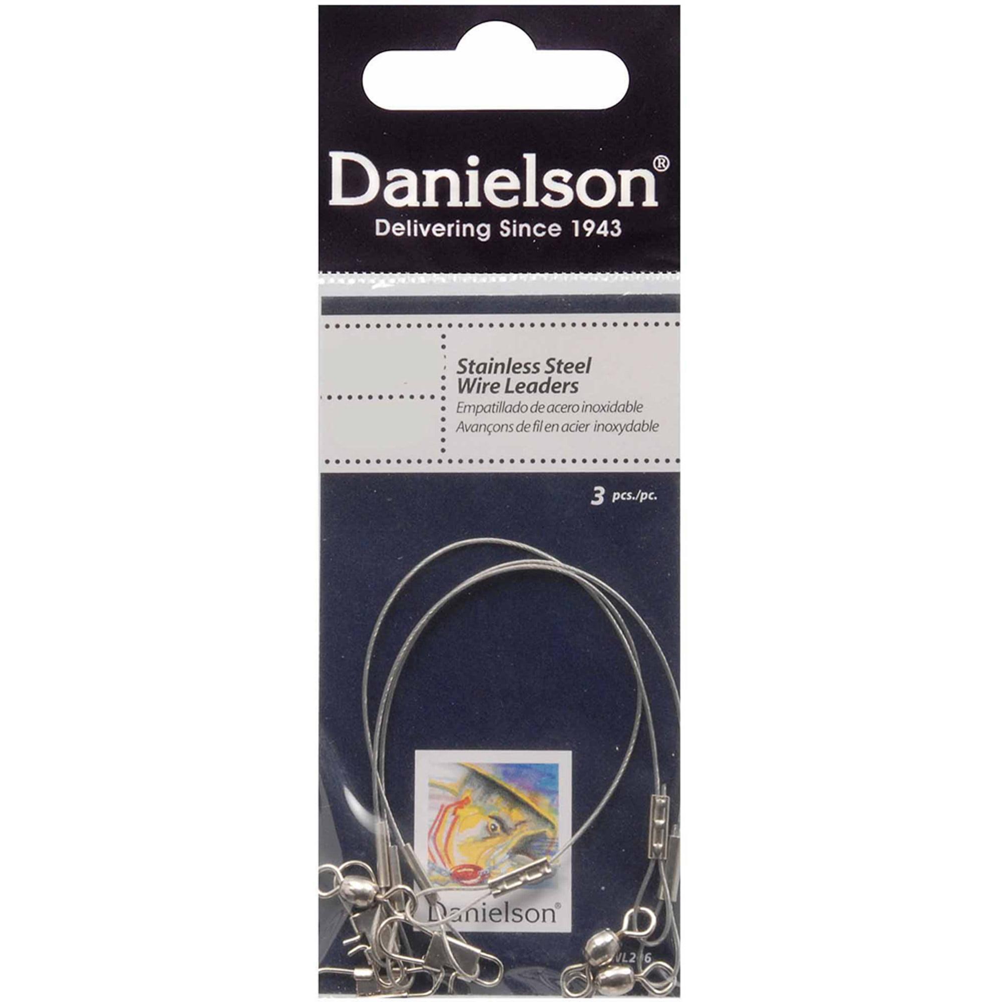 Danielson Wire Leaders, 20 lb Test