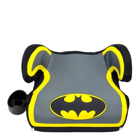 Kids'Embrace DC Comics Batman Backless Booster Car Seat