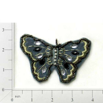 Expo Int'l Felt Embellished Butterfly Applique