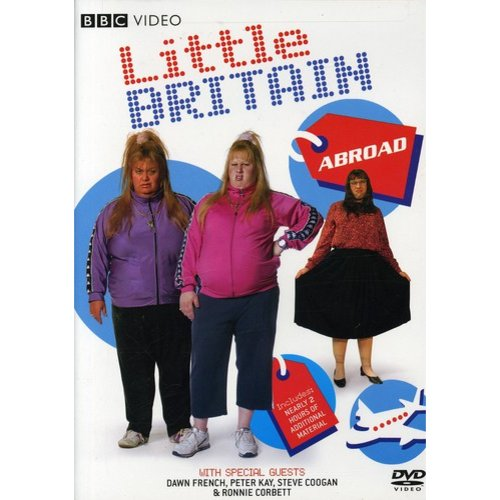 Little Britain Abroad by