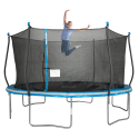 Bounce Pro 14-Foot Trampoline with Classic Enclosure