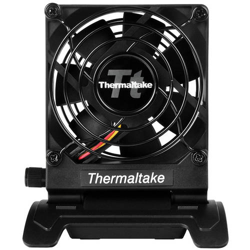 Thermaltake Mobile Fan III, Black