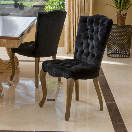 Jordan Upholstered Dining Chairs - Set of 2