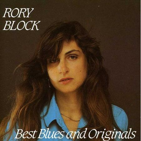 Rory Block - Best Blues & Originals [CD]
