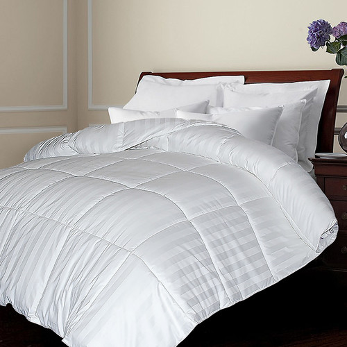 ROYAL LUXE / Siberian White Down Comforter