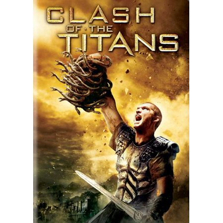 Clash of the Titans (DVD) (Nicholas Hoult In Clash Of The Titans)