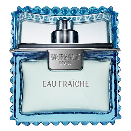 Versace Man Eau Fraiche Eau de Toilette Natural Spray, 1 Oz