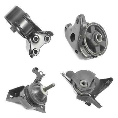 For: 2001-2006 Hyundai Elantra 2.0L Engine Motor & Trans Mount Set 4PCS for Auto Transmission 01 02 03 04 05 06 MK7116 MK7118 MK7128 MK7101 M305