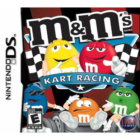 M's Kart Racing - Nintendo DS