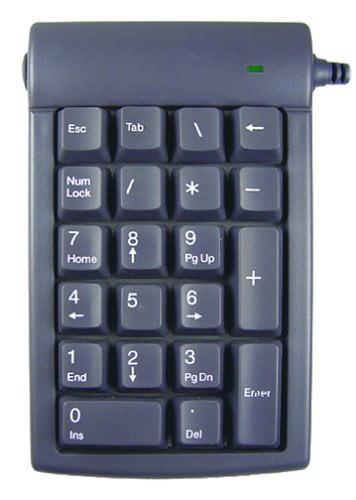 Genovation 630 21key Usb Micropad 630 Numeric Keypad 98 Me W2k Xp By Genovation by Genovation