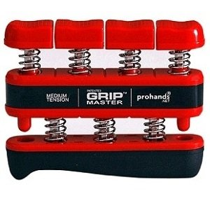Hand Exerciser - 2 Pack-Red & Black, Shield PackRed Size John fielding Black Count fingers Fitbit Diapers Full Special Charge2 different Zambies Pieces 12 Small Zombie.., By Gripmaster