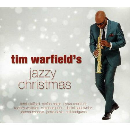 Tim Warfield's Jazzy Christmas](Tim Burton Halloween Christmas)