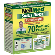 SINUS RINSE EXTRA STRENGTH PREMIXED PACKETS