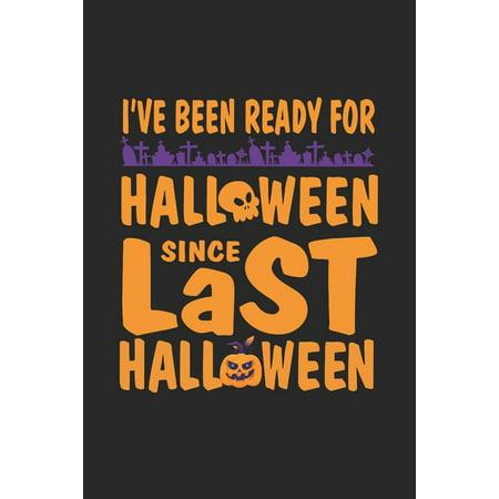 Halloween Et Citrouille (Carnet De Notes: Halloween Citrouille Pr?t Cadeaux Dr?le De Costume 120 Pages, 6X9 (Environ A5), Grille ?)