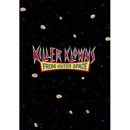 Killer Klowns From Outer Space (DVD) - Scary Serial Killer Movies
