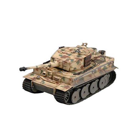 Tiger I Middle Type S.PZ.ABT.510 1944 Military Vehicle Kit, 1/72nd scale By Easy -