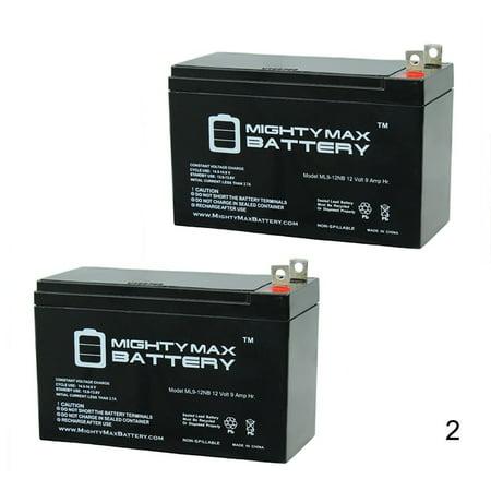 12v 9ah Sla Battery Replacement For Prostar 6ps0070h 2